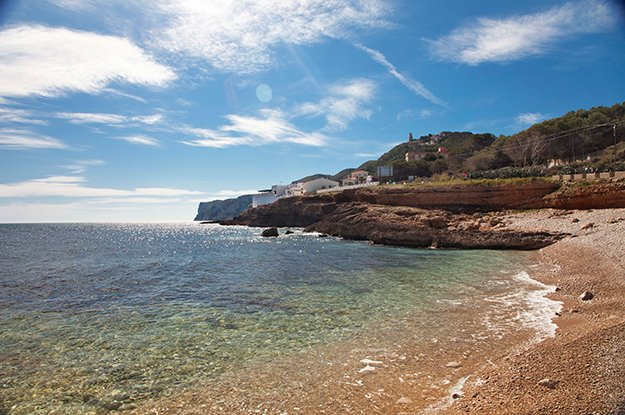 Information about locations: Denia