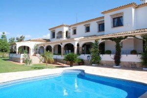 Property of the month: Finca La Corona, Benissa