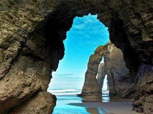 Galician beach ranks among the best in the world