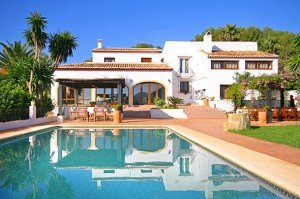 Exclusive villa on the Costa Blanca