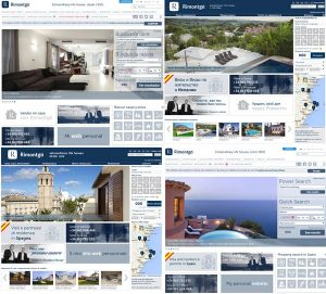 The importance of an online presence in the commercialization of luxury properties