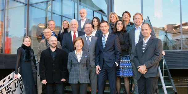 EREN members - Annual Conference 2015 in Lugano
