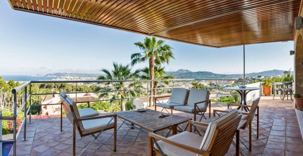 High-quality property in Jávea