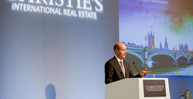 Dan Conn, Chief Executive Officer of Christie's International Real Estate