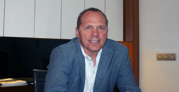 Jon Larrance, CEO of Perry & Co