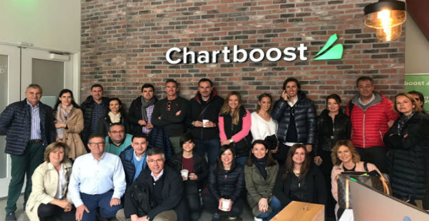 Students in 15x15 in Chartboost