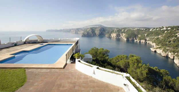 Views of Cala Ambolo