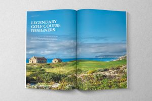 Legendary golf course designers - Villae 15