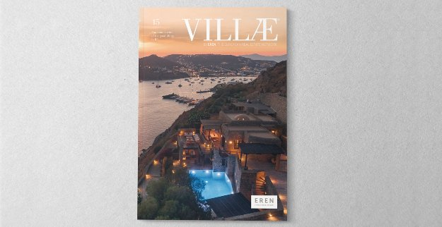 New edition Villae 15 | EREN
