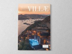 EREN launches Villae 15, the new edition of its magazine Villae International
