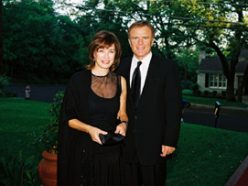 Anne Archer and Terry Jastrow list their Rhode Island golf residence for sale